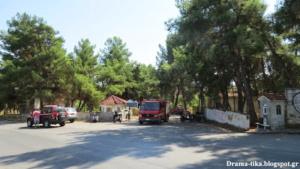 Πυροπροστασία στο δήμο Δράμας