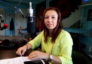 Η αντιπρόεδρος του «Project Δράμα 2020» Μαρία Κιόρτεβε στον ALPHA NEWS 95,5